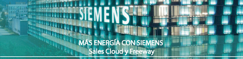 implementación Sales Cloud en México para Siemens Energy