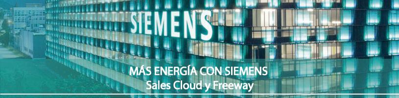 implementación Sales Cloud en México para Siemens Energy