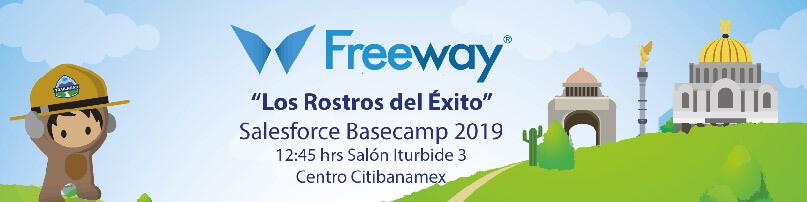 Freeway en Salesforce Basecamp 2019