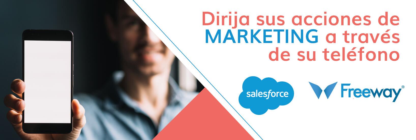 Dirija sus acciones de Marketing digital a través de su teléfono