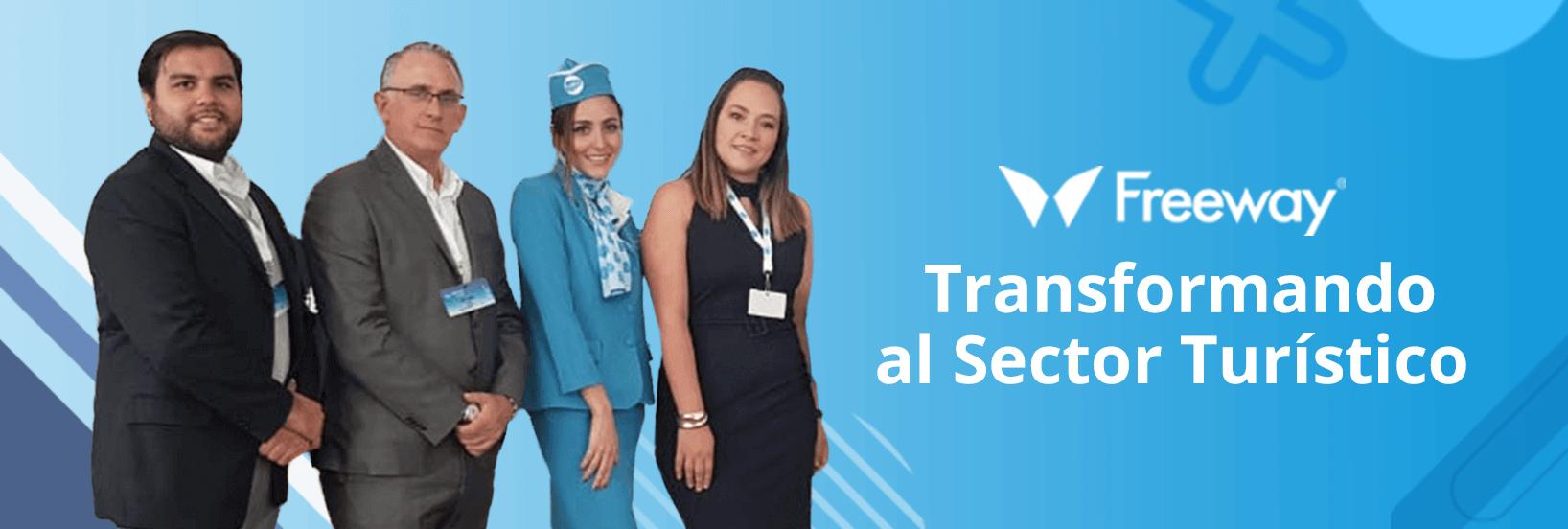Freeway, Salesforce Partner transformando al sector turístico