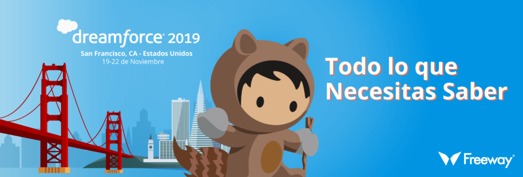 Salesforce-Dreamforce-2019-todo-saber