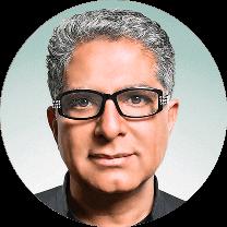 Salesforce Dreamforce, Deepak Chopra