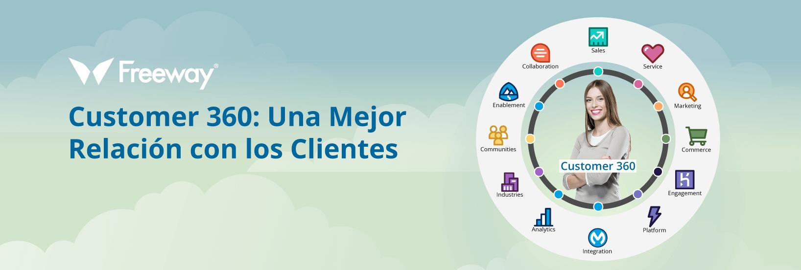Customer 360, Construye una mejor relación con tus clientes