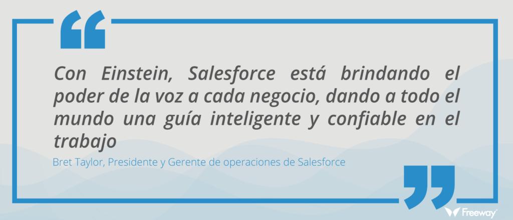 Salesforce-Einstein-Voice-Bret-Taylor-freeway-consulting