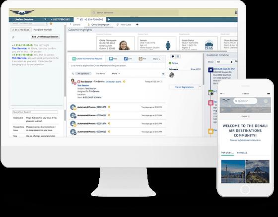 Salesforce para Transportación y Hospitalidad, Implementación y Consultoría