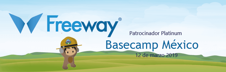 alesforce México Basecamp llega para su edición 2019