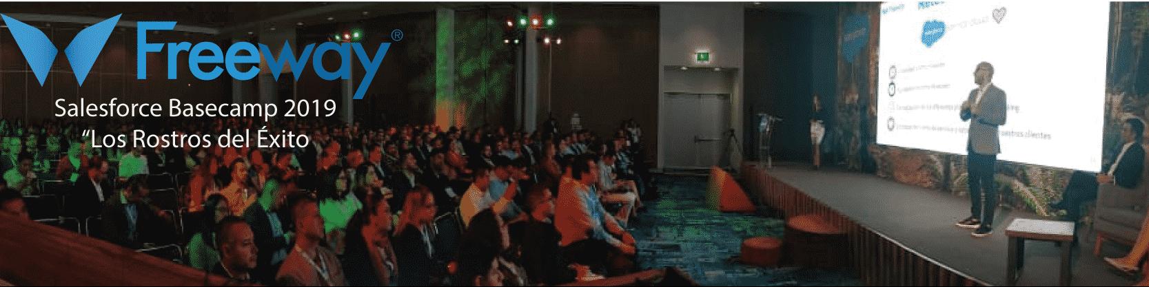 Partner Gold de Salesforce con destacada participación en Basecamp México 2019