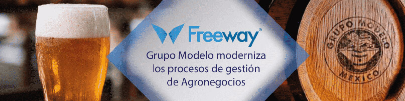 Grupo Modelo moderniza los procesos de gestión de Agronegocios con Salesforce y Freeway