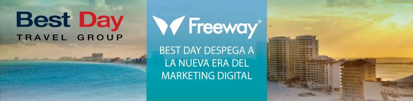 Best Day despega a la nueva era del marketing digital con Marketing Cloud y Freeway