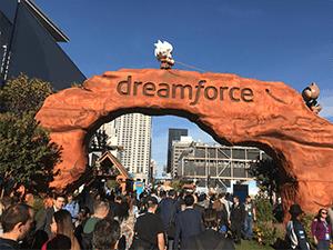 Dreamforce acceso