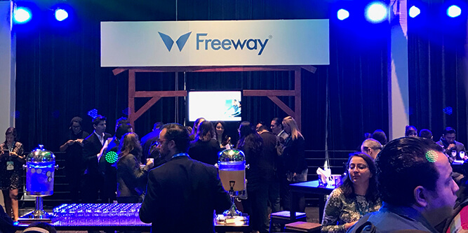 Freeway team in action