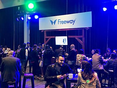 Freeway presente en Dreamforce to You México 2018