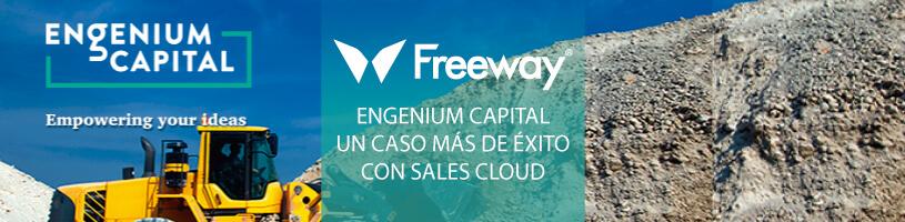 Subido aEngenium Capital un caso más de éxito con Sales Cloud de Freeway