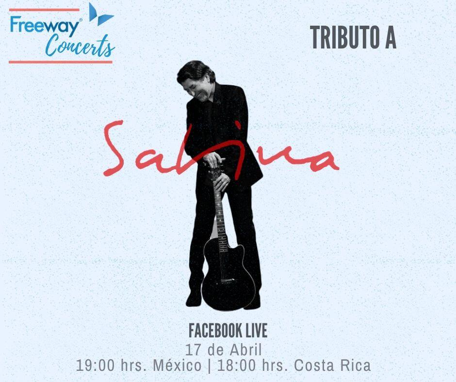 Freeway Concerts, Tributo a Sabina