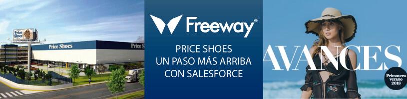PriceShoes un paso adelante con la tecnología de Salesforce
