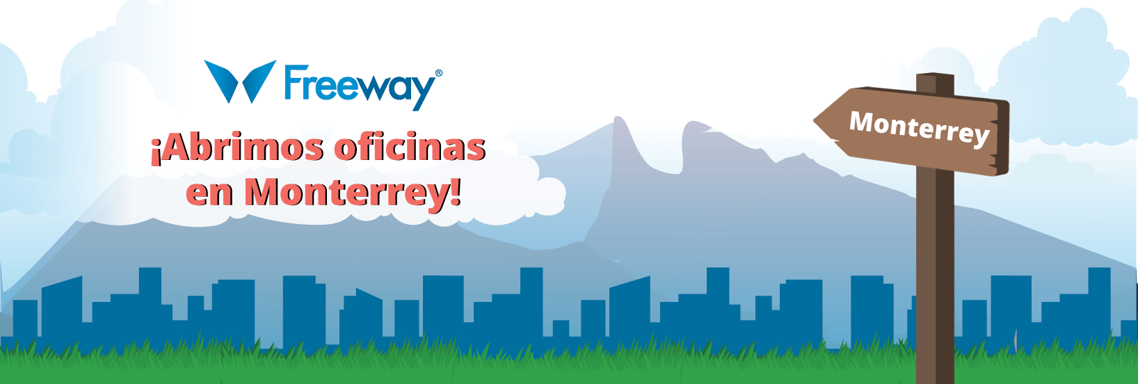 Freeway Consulting abre oficinas en Monterrey, México