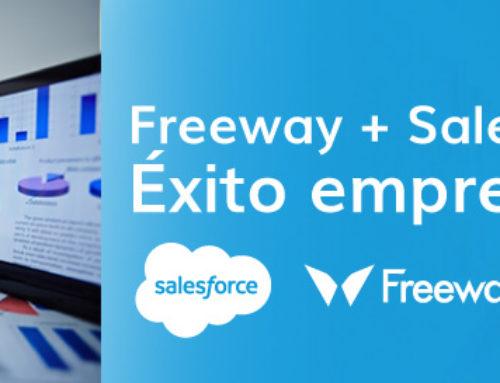 Freeway Salesforce Partner, el asesor ideal que le brindan una gestión integral a su empresa