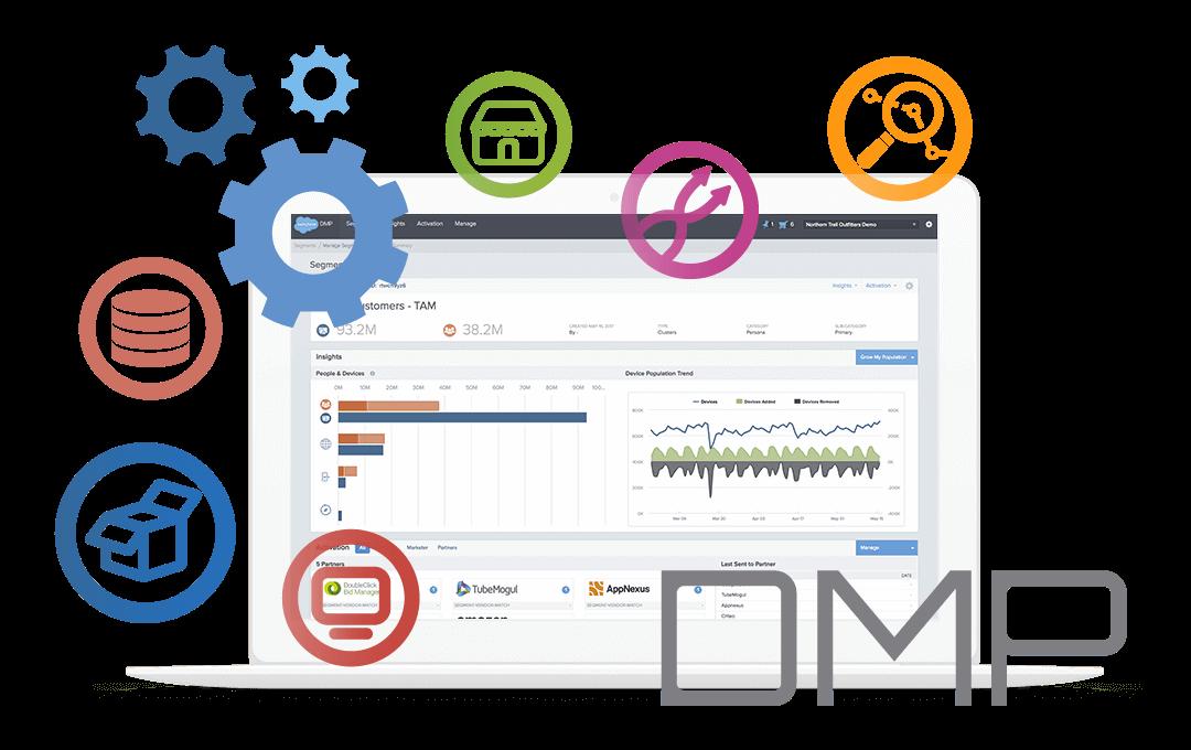 Data Management Platform Salesforce DMP
