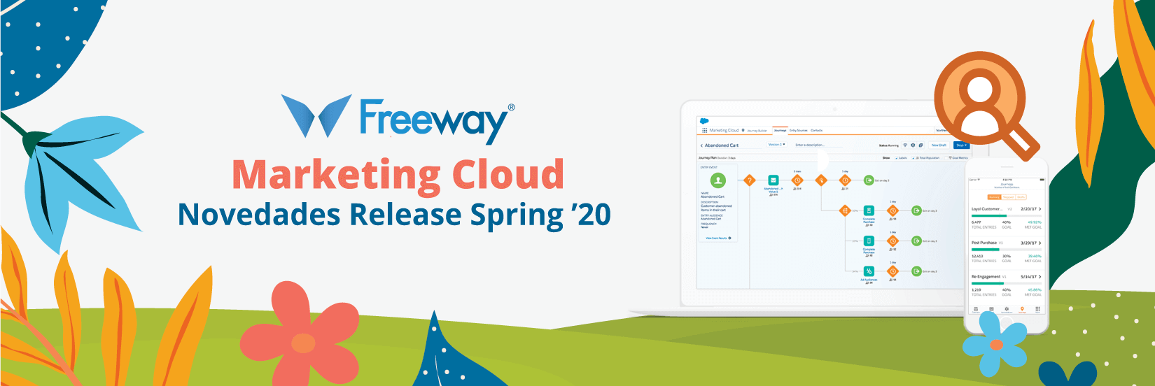 Novedades Salesforce Marketing Cloud Spring Release '20