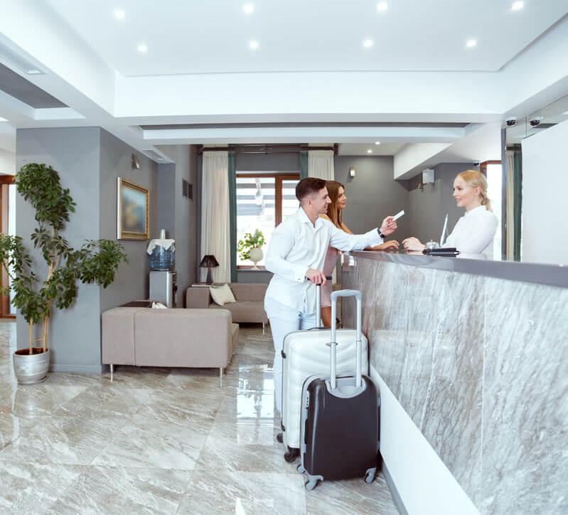 Salesforce para Hoteles y Transporte
