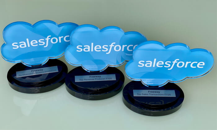 Freeway, top revenue producer de Salesforce