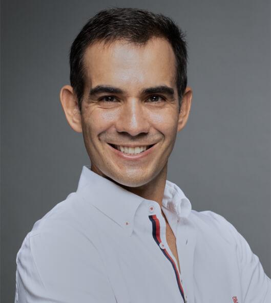 Oscar Emo, director general de Freeway