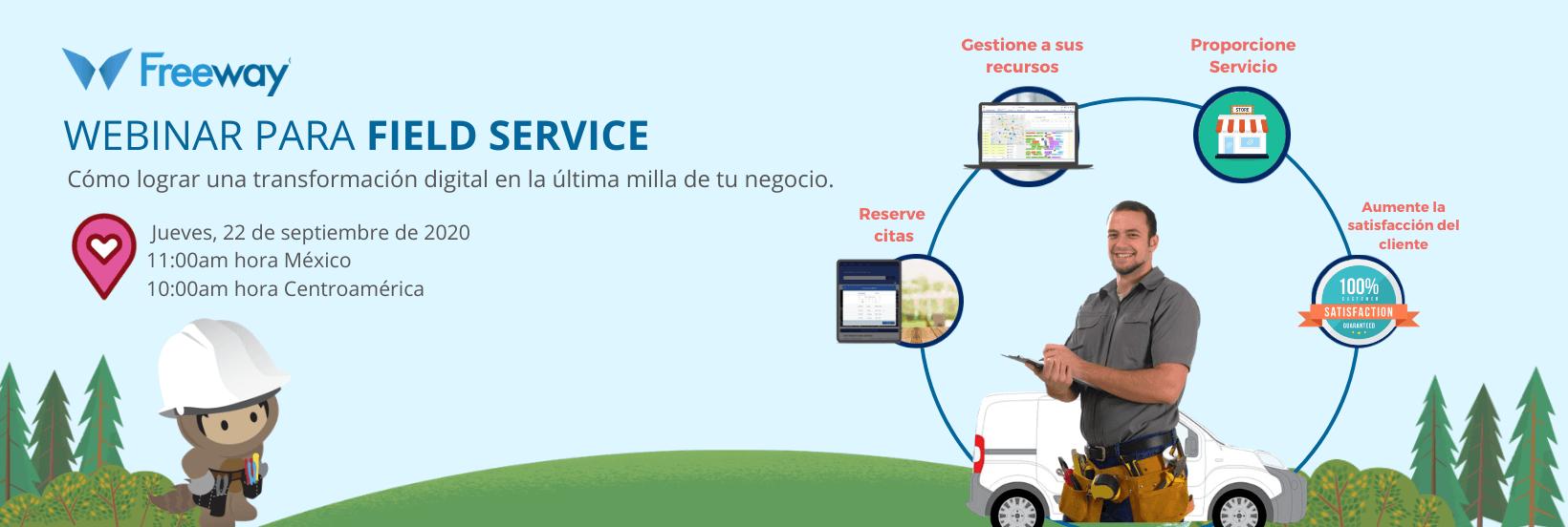 Webinar Field Service