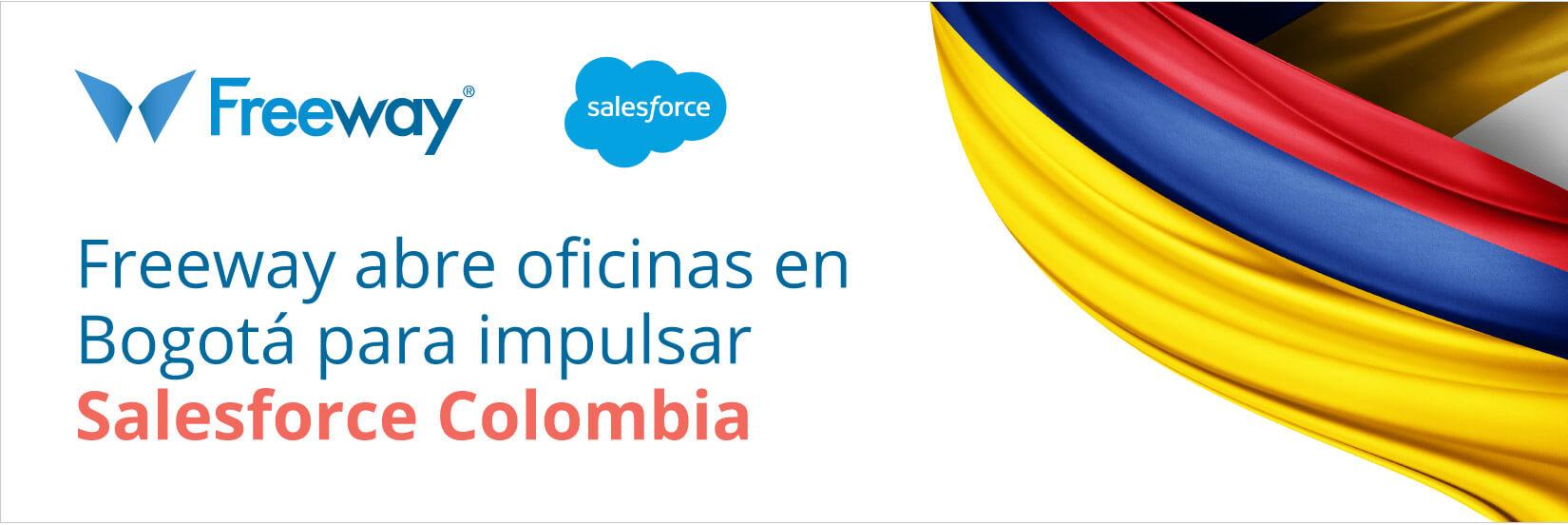 Saleforce Colombia