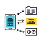 El CRM te brinda la información en todo momento desde cualquier dispositivo