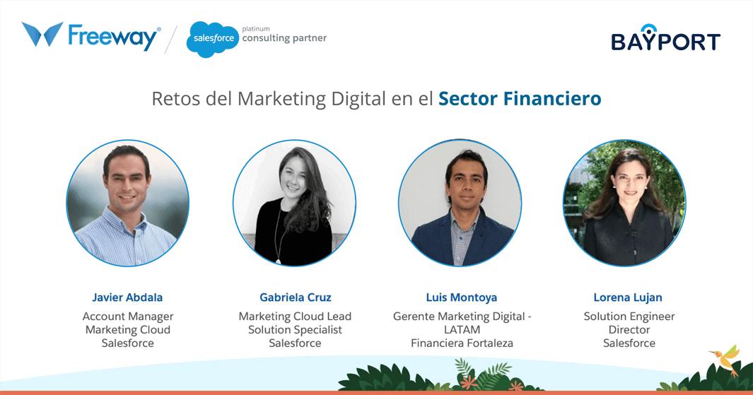 Retos del Marketing Digital en el Sector Financiero